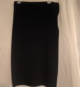 NWOT Black Vince pencil skirt